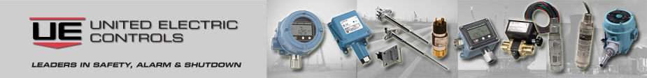 Pressure Switches & Temperature Switches from United Electric Controls