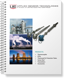 Applied Sensor Technologies Specification Sheets