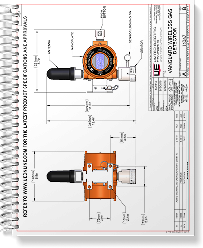 Product Drawings