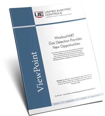 WirelessHART gas detection provides new opportunities