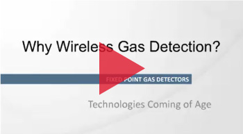 Why wireless gas detection?