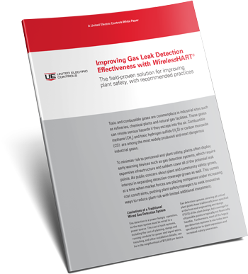Improving Gas Leak Detection Effectiveness with WirelessHART