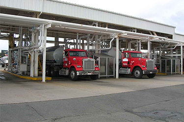 Gasoline Terminal