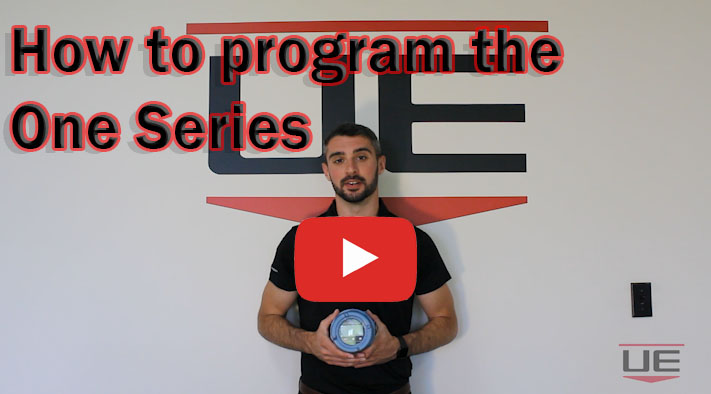 How to Program the One Series